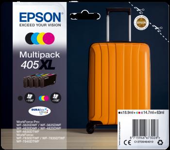 405xl suitcase multipack
