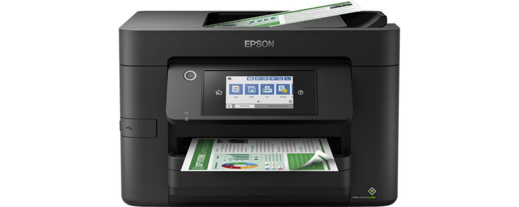 Cartuchos de tinta impresora Epson WorkForce Pro WF-3820DWF