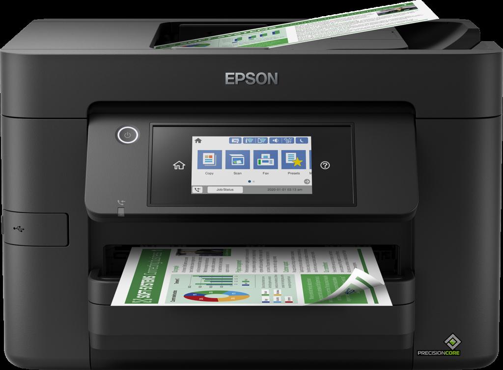 Cartuchos de tinta para impresoras Epson WorkForce Pro WF-4820DWF