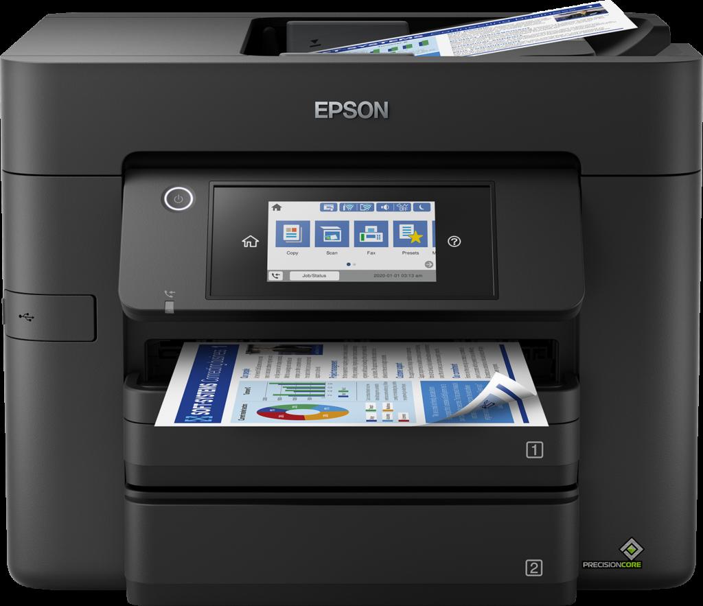 Cartuchos de tinta para impresora Epson WorkForce Pro WF-4830DTWF